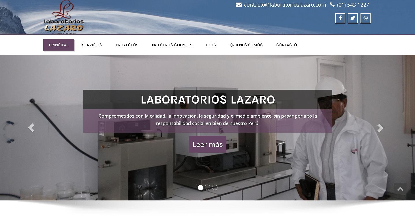 laboratorioslazaro